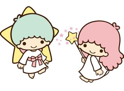 Little Twin Stars Clipart & Clip Art Images #4121