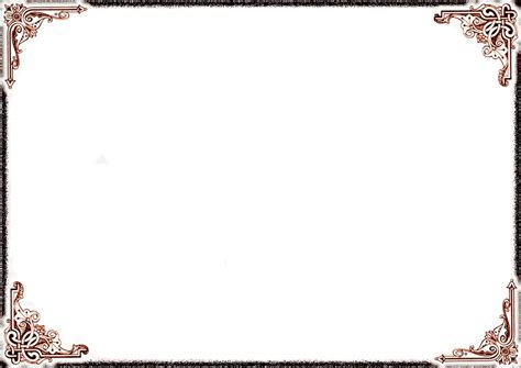 Border Picture Hd by Decorative Borders And Frame Tif Cliparts Co