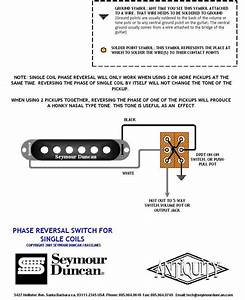 Richie Kotzen Telecaster Wiring Diagram