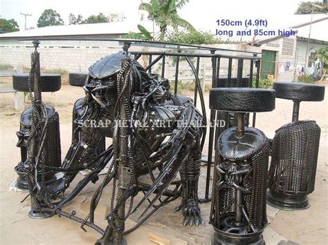 Metal Furniture Art Sculpture Replica