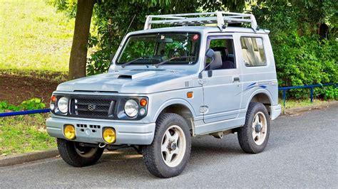 Suzuki Jimny For Sale Usa by 1997 Suzuki Jimny 660cc Turbo Canada Import Japan