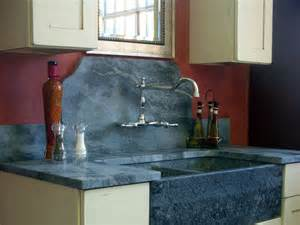 Soapstone Kitchen Countertop Materials