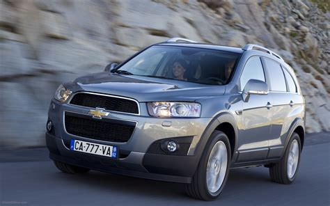 Chevrolet Captiva Picture by Chevrolet Captiva 2012 Widescreen Car Picture 07