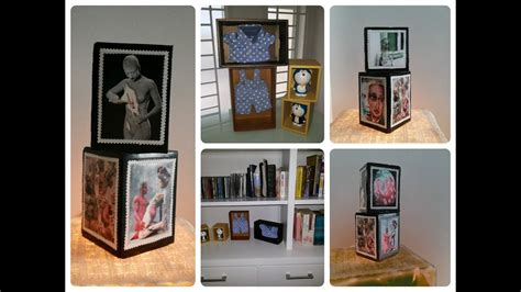 Boxes For Decoration - diy home decoration recycle or boxes into