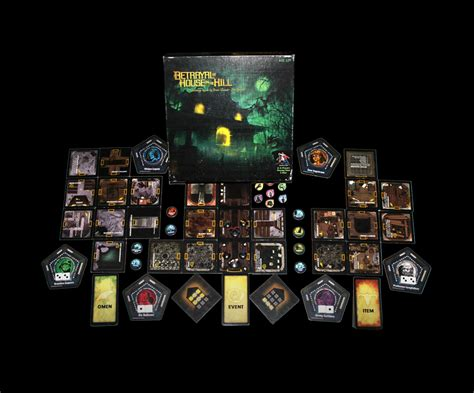 2 betrayal at house on the hill what s eric