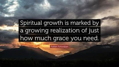 Spiritual Growth Growing Feel Someone Quote Themselves