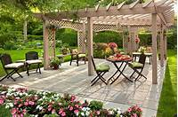 nice small patio design ideas on a budget Frugalicious Chick