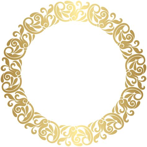 gold border frame png clip gallery yopriceville high quality and