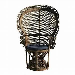 Fauteuil En Osier : le mobilier en rotin revient en force dans la maison et le ~ Melissatoandfro.com Idées de Décoration