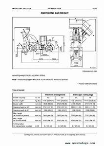 Fiat Kobelco W170  170pl Evolution Wheel Loader Service Pdf