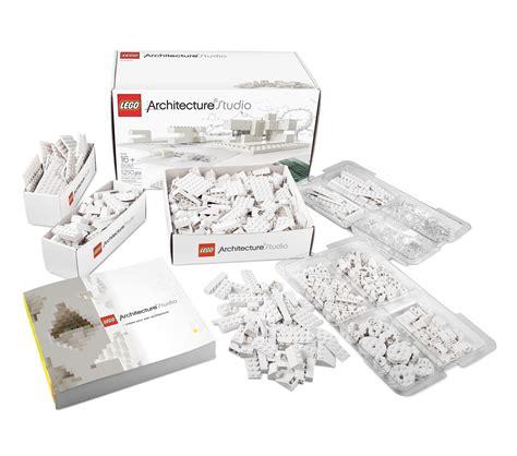 Lego Architecture Studio Kit  Design Milk