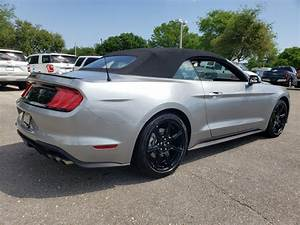 New 2020 FORD MUSTANG EcoBoost Premium Rear Wheel Drive Convertible