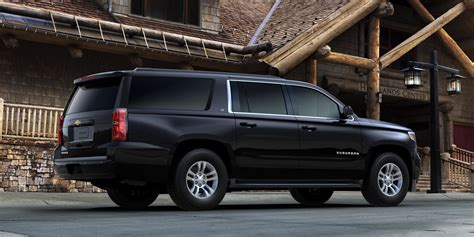 Suv Transportation Services by Airport Transportation Services In A Black Suv