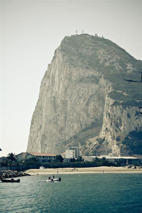 rock of gibraltar l the rock of gibraltar bucket list pinterest
