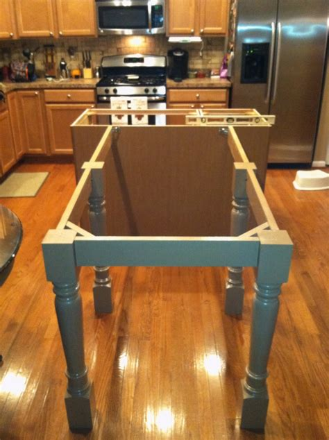kitchen island with posts kitchen island renovation supported by island posts