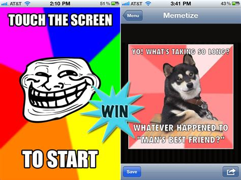 Meme Generator Pro - a chance to win a meme generator pro promo code with a retweet or comment