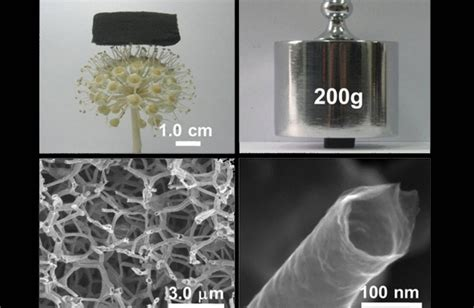 light and strong metal super material is as light as a balloon and strong as