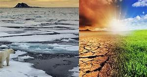 How Is Climate Change Affecting The Earth's Different ...