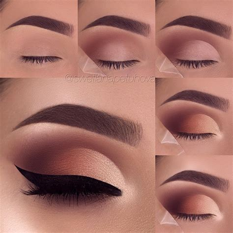 easy step  step makeup tutorials  beginners pretty designs