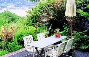 Seattle Garden Filled Memories by A Graceful Garden Grows Out Of Memories From To