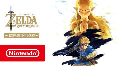 Dlc Zelda Breath Of The Wild Nintendo Anuncia Dlc Para Breath Of The Wild Hyrule Legends