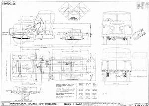 Land Rover 109 1962 Blueprint