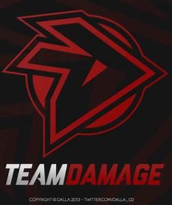 Team Damage Logo by dalla02 on deviantART