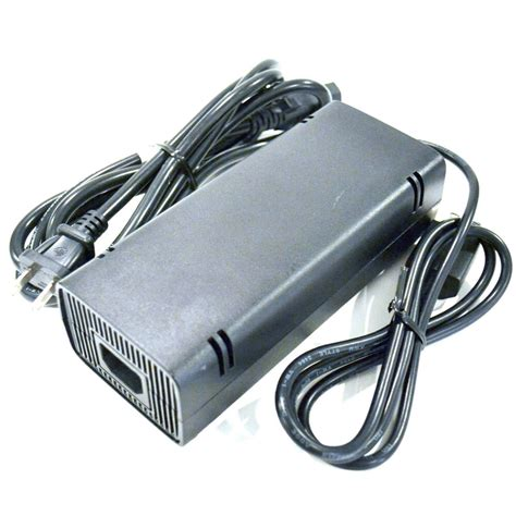 xbox power supply official microsoft xbox 360 s slim 135w power supply ac adapter oem charger cord ebay