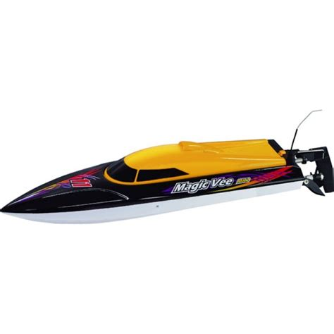Micro Magic Rc Boat by Micro Magic Vee V2 Rtr 2 4ghz Modelisme Www Fxmodelrc