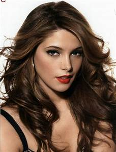 Chestnut Brown Hair Color Best Medium Hairstyle