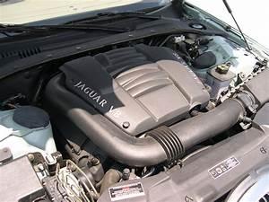 Jaguar Aj-v8 Engine