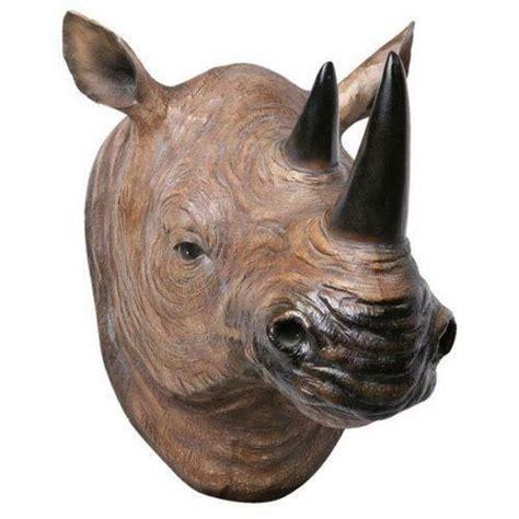 rhino head collectibles ebay