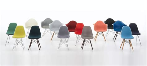 Eames Plastic Side Chair Vitra   sedia Eames Plastic Side