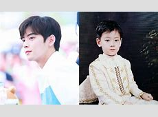ASTRO Cha EunWoo's Beauty Transformation Through The Years