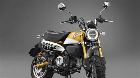 2019 Upcoming Honda Monkey Z125 Motorcycle