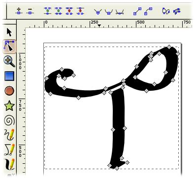 inkscapepath drawing tools wikibooks open books