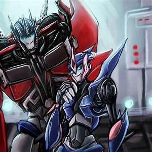 Transformers Prime Arcee And Optimus Fanfiction | www ...