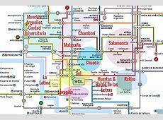 Madrid Neighborhood Overview Naked MadridNaked Madrid