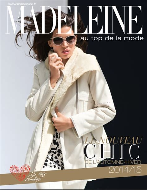 supermarché match la madeleine siege catalogue madeleine le nouveau chic 14 2015 catalogue az