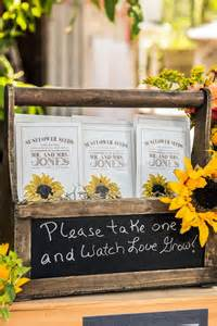 sunflower wedding ideas 47 sunflower wedding ideas for 2016