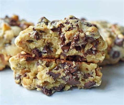 levain bakery chocolate chip crush cookies modern honey