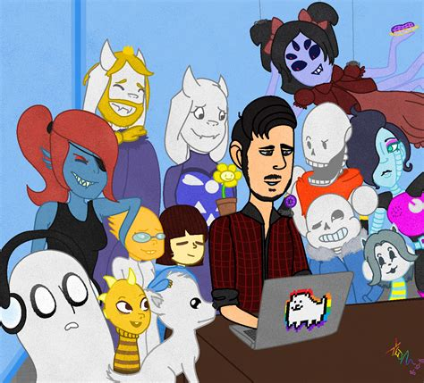 Toby Fox and his Tale of undertale (Tale Tellers August