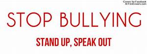 Stop Bullying Quotes For Facebook. QuotesGram