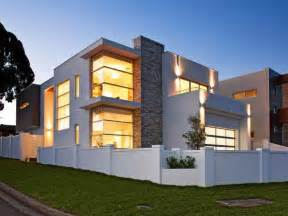 Facade For Houses Photo by Architecture Modern House Facade With The Grass Modern