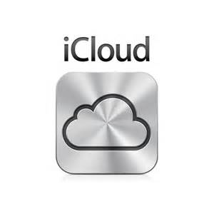iPhone iCloud Icon