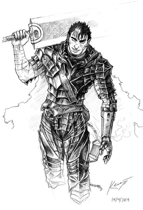 17 Best images about Berserk on Pinterest | The black, The golden and Armors