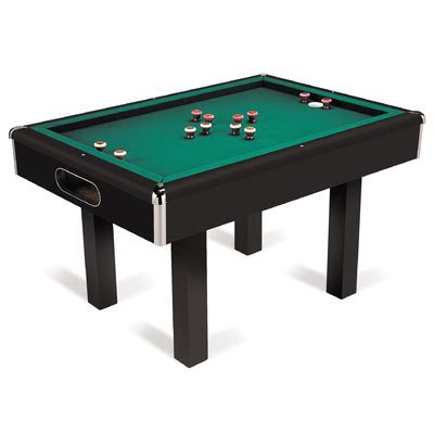 bumper pool table for sale non slate 4 39 bumper pool table wayfair