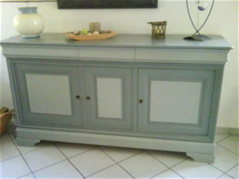 meuble cuisine bas 2 portes 2 tiroirs meuble style louis philippe relooké déco at home