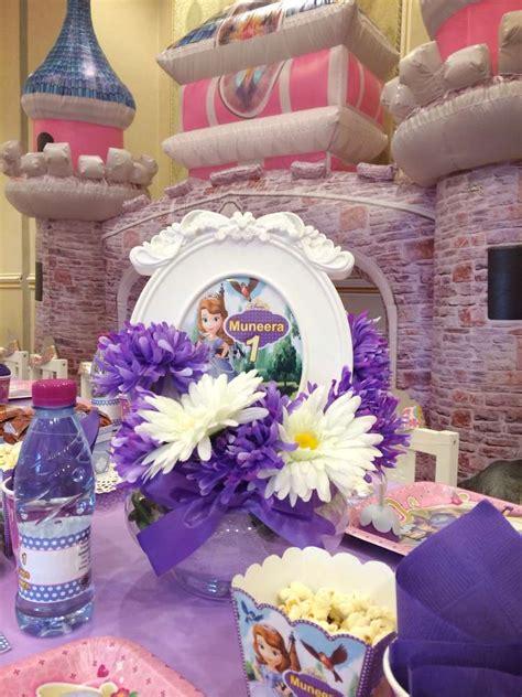 princess sofia birthday party ideas photo