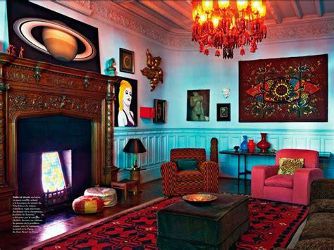decorative home accessories interiors bohemian style living room orchidlagoon com